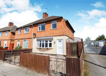 Thumbnail 3 bed semi-detached house to rent in Mortimer Way, Leicester