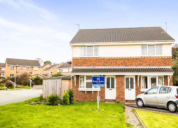 Thumbnail 2 bed semi-detached house for sale in Titian Close, Connah's Quay, Deeside