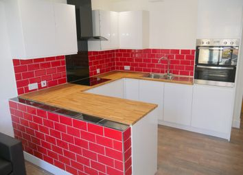 Thumbnail 4 bed flat to rent in Granby Street, Leicester