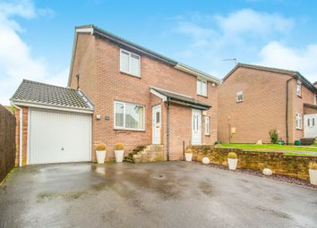Thumbnail 3 bedroom semi-detached house for sale in Lydstep Road, Barry