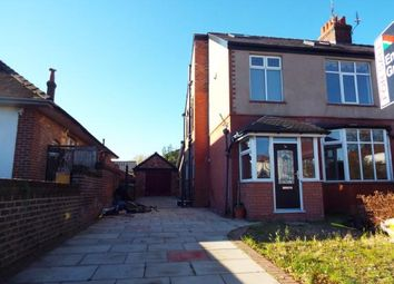 Thumbnail 5 bed semi-detached house for sale in Halsall Road, Southport, Merseyside