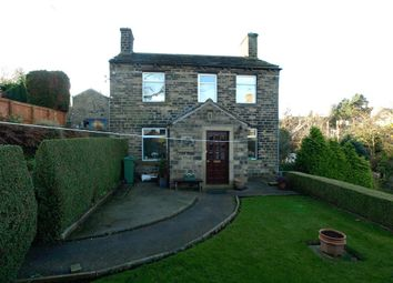 Thumbnail 4 bedroom detached house for sale in Cliffe Road, Shepley, Huddersfield