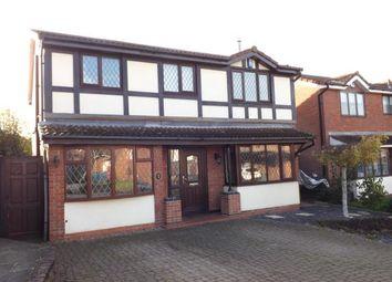Thumbnail 4 bed detached house for sale in Barley Croft, West Bridgford, Nottingham, Nottinghamshire