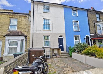 Thumbnail 2 bed flat for sale in Dover Road East, Gravesend, Kent