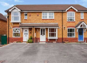 Thumbnail 2 bed terraced house for sale in The Beeches, Bradley Stoke