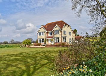 Thumbnail 10 bed detached house for sale in Undershore, Lymington