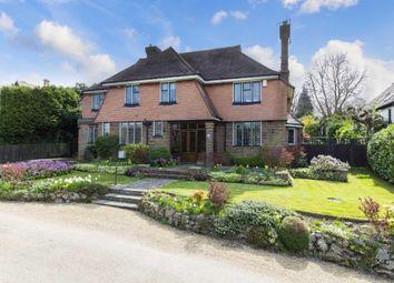 Thumbnail 5 bed detached house for sale in Bidborough Ridge, Bidborough, Tunbridge Wells