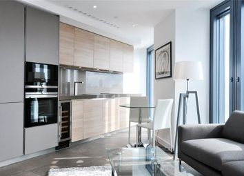 Thumbnail 1 bed flat to rent in Chronicle Tower, London