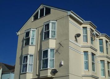 Thumbnail 1 bed flat to rent in Durham Avenue, Plymouth