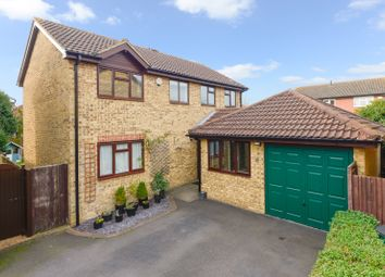 Thumbnail 4 bed detached house for sale in Duckworth Close, Willesborough, Ashford