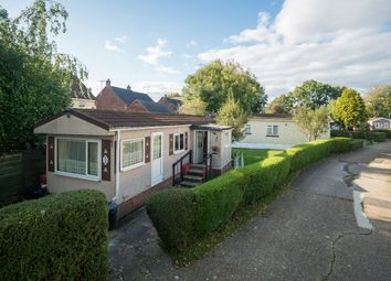 Thumbnail 2 bed bungalow for sale in Denmead Park, Dando Road, Denmead