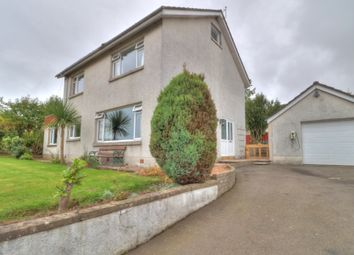 Thumbnail 4 bedroom detached house for sale in Denfield Gardens, Arbroath