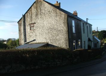 Thumbnail 1 bed end terrace house for sale in Carnkie, Wendron