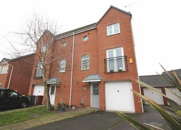 Thumbnail 3 bed town house for sale in Trusley Brook, Hilton, Derby