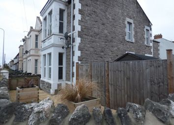 Thumbnail 1 bed flat for sale in Drove Road, Weston-Super-Mare