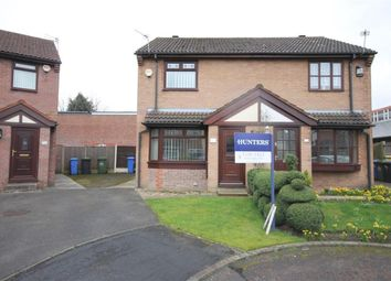 Thumbnail 2 bed semi-detached house for sale in Marling Park, Widnes