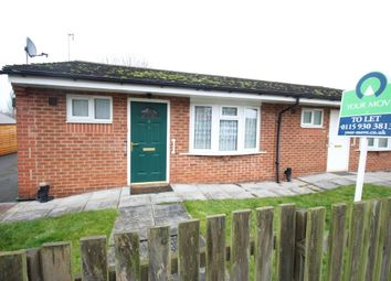Thumbnail 1 bed bungalow to rent in Calley Avenue, Ilkeston