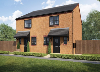 Thumbnail 1 bed detached house for sale in Arcot Manor, Off Fisher Lane, Cramlington