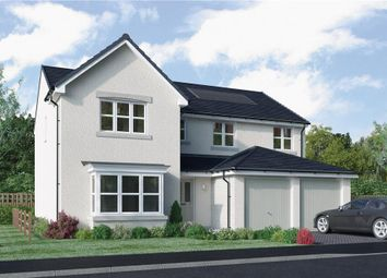 """Thumbnail 5 bed detached house for sale in """"Rossie"""" at East Calder, Livingston"""