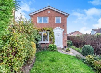 Thumbnail 3 bed detached house for sale in Braemar Avenue, Eastwood, Nottingham