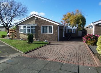 Thumbnail 2 bed bungalow for sale in Glencoe Avenue, Cramlington