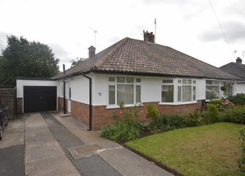 Thumbnail 3 bed semi-detached bungalow to rent in Wallcroft, Willaston, Neston