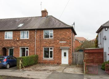 Thumbnail 2 bedroom terraced house for sale in Fifth Avenue, Heworth, York