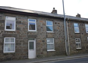 Thumbnail 2 bed terraced house to rent in Centenary Street, Camborne, Cornwall
