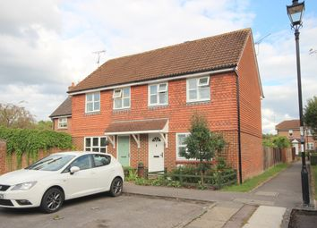 Wordsworth Place, Horsham RH12. 2 bed semi-detached house