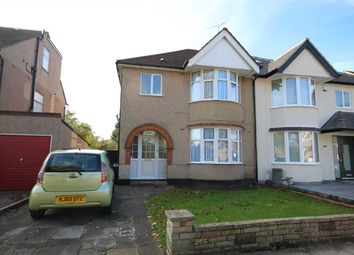 Thumbnail 3 bed semi-detached house for sale in Hillview Gardens, North Harrow HA2.