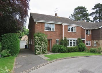 Thumbnail 4 bed detached house for sale in Welney Close, Mickleover, Derby