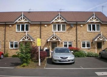 Thumbnail 2 bed town house to rent in Newstead Way, Off Haddon Way, Loughborough, Leics