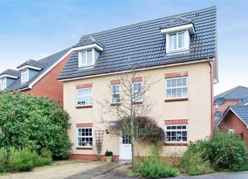Thumbnail 6 bed detached house for sale in Nock Gardens, Grange Farm, Kesgrave, Ipswich