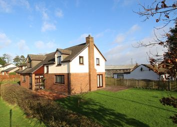 Thumbnail 4 bed detached house for sale in Kirkandrews Moat, Carlisle