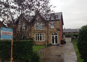 Thumbnail 3 bed semi-detached house to rent in Preston Road, Grimsargh, Lancashire