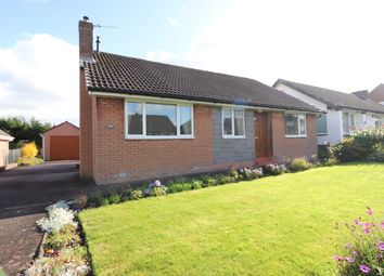 Thumbnail 3 bed detached bungalow for sale in Wansfell Avenue, Off Dalston Road, Carlisle
