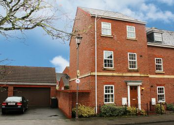 Thumbnail 4 bed semi-detached house for sale in Old Dickens Heath Road, Dickens Heath, Shirley, Solihull