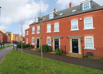 Thumbnail 4 bedroom town house for sale in Handley Walk, Kempston, Bedfordshire