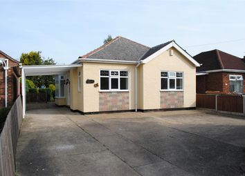 Thumbnail 3 bed detached bungalow for sale in Tower Road, Boston