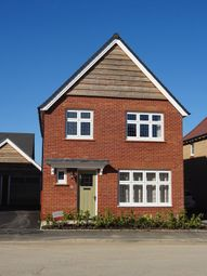 Thumbnail 3 bed detached house for sale in Parks Close, Hartford, Northwich