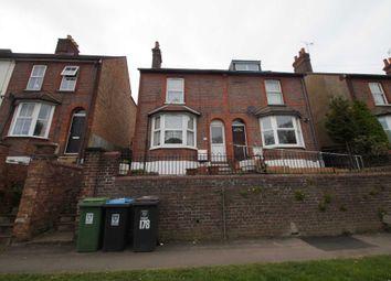 Thumbnail 3 bed semi-detached house for sale in Leighton Buzzard Road, Hemel Hempstead