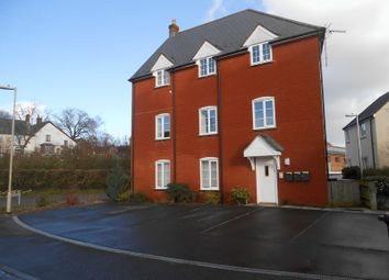 Thumbnail 2 bed flat to rent in Mill Leat, Hemyock, Cullompton