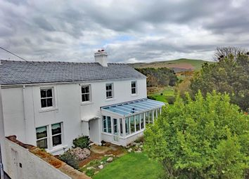 Thumbnail 4 bed detached house for sale in Main Street, Silecroft Millom, Cumbria