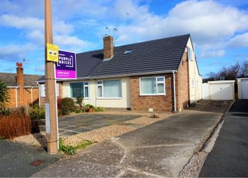 Thumbnail 3 bedroom semi-detached bungalow for sale in Turnberry Drive, Abergele