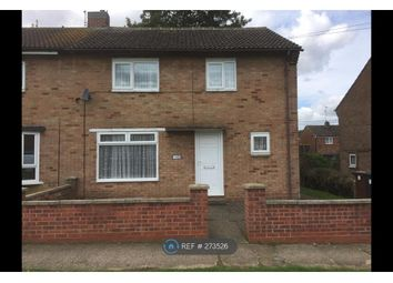 Thumbnail 3 bed semi-detached house to rent in Rutland Close, Corby