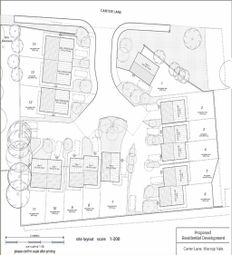 Thumbnail Land for sale in Warsop Vale, Mansfield, Nottinghamshire
