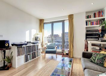 Thumbnail 1 bed flat for sale in Edwin Street, Canning Town, London