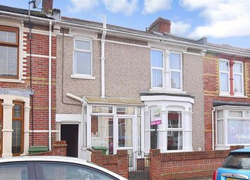 Thumbnail 3 bed terraced house for sale in Hollam Road, Southsea, Portsmouth, Hampshire