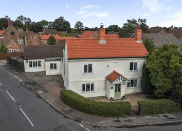 Thumbnail 4 bed detached house for sale in Lily House, Main Street, Hemingbrough, Selby