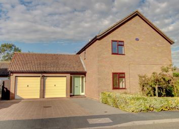 Thumbnail 4 bed detached house for sale in Greenwood Close, Bury, Ramsey, Huntingdon